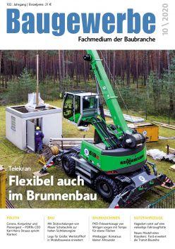 Baugewerbe 10/2020 Digital