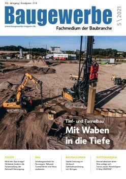 Baugewerbe 05/2021 Digital