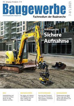 Baugewerbe 07-08/2021 Digital