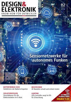 DESIGN&ELEKTRONIK 02/2020 Digital