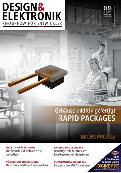 DESIGN&ELEKTRONIK 09/2020 Digital