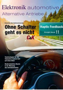 Elektronik automotive 09/2021 Digital