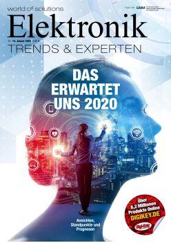Elektronik 01/2020 Digital
