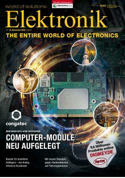 Elektronik 23/2020 Digital