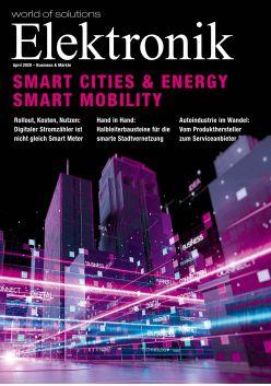 Elektronik Business & Märkte Smart Cities & Energy I 2020 Digital