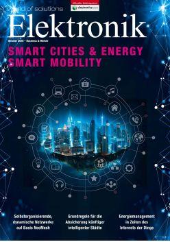 Elektronik Business & Märkte Smart Cities & Energy II 2020 Digital