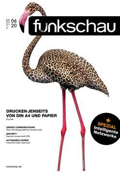 funkschau 06/2020 Digital