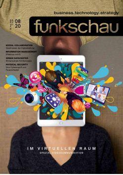 funkschau 08/2020 Digital