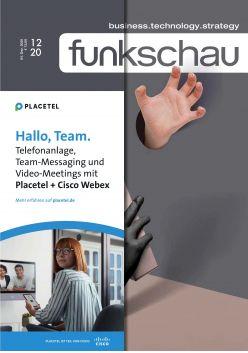 funkschau 12/2020 Digital