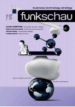 funkschau 07/2021 Digital