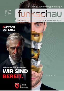 funkschau Spezial Cyber Security & Datenschutz 2020 Digital