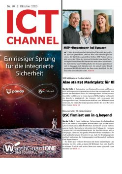 ICT CHANNEL 20/2020 Digital
