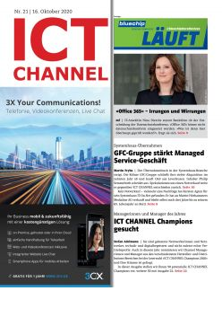 ICT CHANNEL 21/2020 Digital