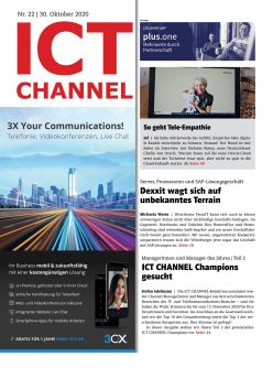 ICT CHANNEL 22/2020 Digital