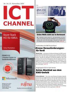 ICT CHANNEL 24/2020 Digital