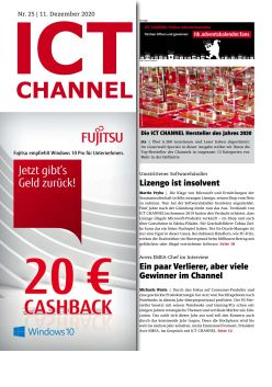 ICT CHANNEL 25/2020 Digital