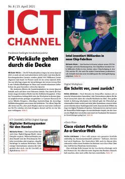 ICT CHANNEL 08/2021 Digital