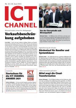ICT CHANNEL 12/2021 Digital
