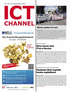 ICT CHANNEL 19/2021 Digital