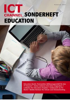 ICT CHANNEL Sonderheft Education 2021 Digital