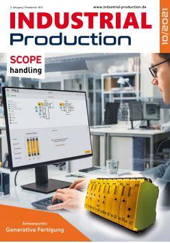 INDUSTRIAL Production 10/2021 Digital