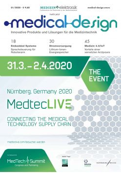 medical design 01/2020 Digital