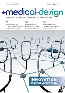 medical design 02-03/2020 Digital
