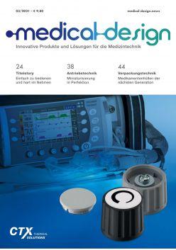 medical design 03/2021 Digital