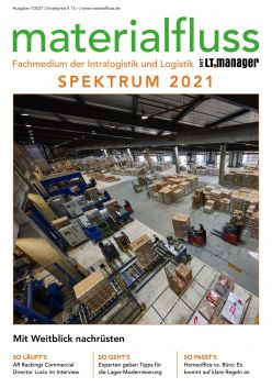 materialfluss SPEKTRUM 2021 Digital
