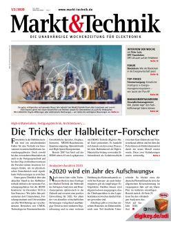 Markt&Technik 01-02/2020 Digital