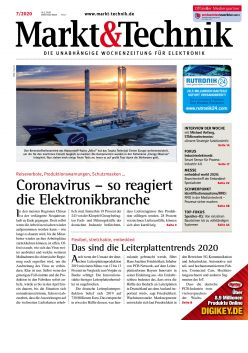 Markt&Technik 07/2020 Digital