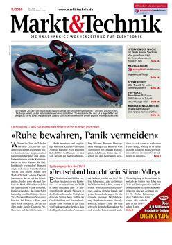 Markt&Technik 08/2020 Digital
