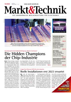 Markt&Technik 15/2020 Digital