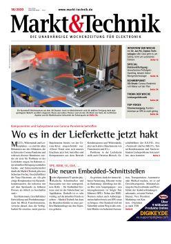 Markt&Technik 18/2020 Digital