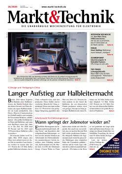 Markt&Technik 24/2020 Digital