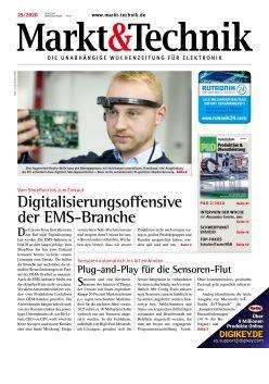Markt&Technik 25/2020 Digital