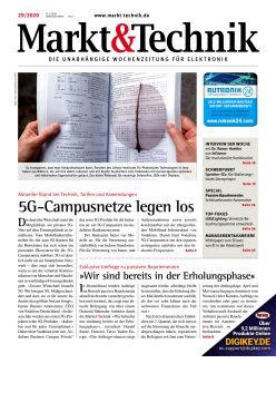Markt&Technik 29/2020 Digital