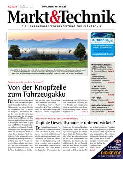 Markt&Technik 31/2020 Digital