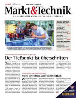 Markt&Technik 32/2020 Digital