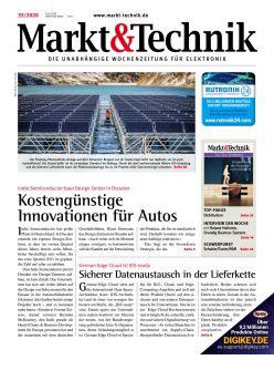 Markt&Technik 33/2020 Digital