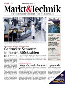 Markt&Technik 34/2020 Digital