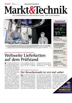 Markt&Technik 38/2020 Digital
