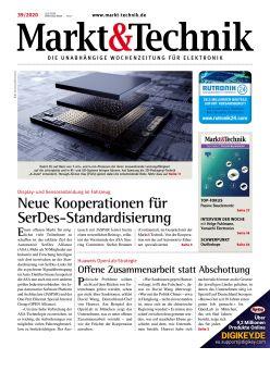 Markt&Technik 39/2020 Digital