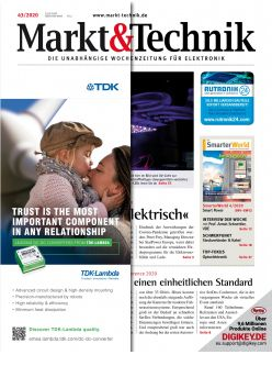 Markt&Technik 43/2020 Digital