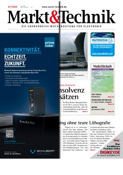 Markt&Technik 47/2020 Digital
