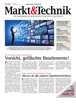 Markt&Technik 48/2020 Digital