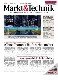 Markt&Technik 06/2021 Digital