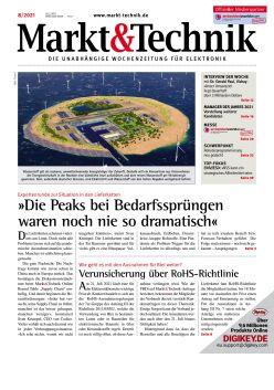 Markt&Technik 08/2021 Digital