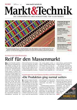 Markt&Technik 22/2021 Digital