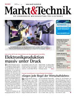 Markt&Technik 33/2021 Digital